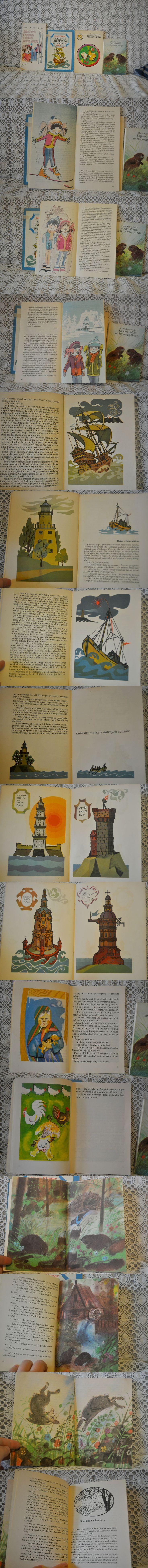 książki z lat '80