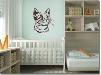 Die besten 25+ Wandtattoo katze Ideen auf Pinterest Wall tattoos - wandtattoos für wohnzimmer