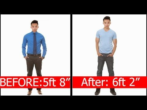 How To Grow Taller - Be Taller 4 Inches In Only 8 Weeks With My Tested and Proven Methods! - YouTube