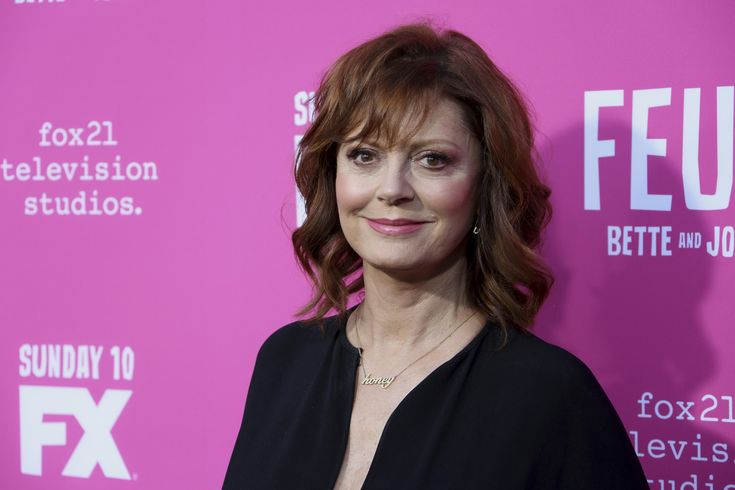 Susan Sarandon, the 70-year-old Hollywood actress who just made national headlines for saying she was glad Hillary Clinton didn't win the election, says she's been subjected to death threats for her political views. My, how the Democrats hate a dissenter.