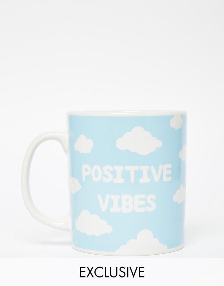 Image 1 ofOhh Deer Positive Vibes Mug