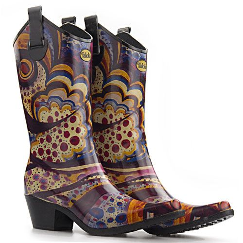 Bottes Leopard Festival fHo54
