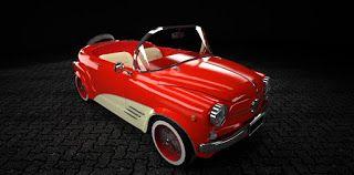 Mis Modelos 3D: Fiat 600 - Roadster