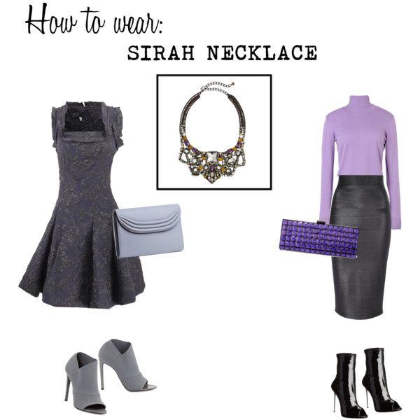 Sirah necklace