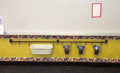 Front Row Friends: Kindergarten Classroom Upgrade: Part II, IKEA, classroom organization