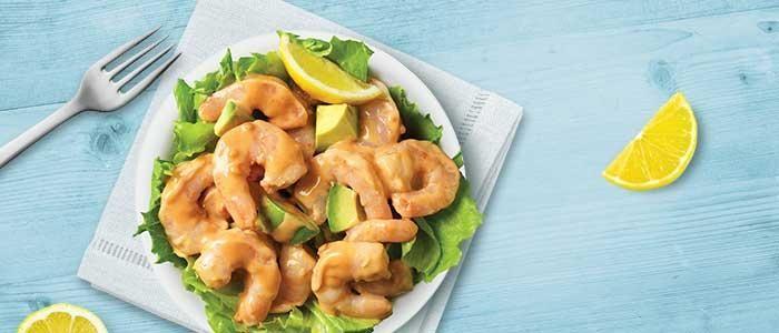 Prawn Cocktail Salad