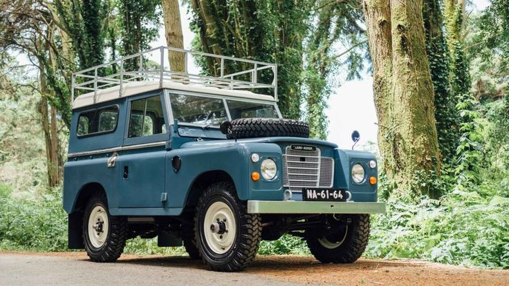 Land Rover 88 Serie III Sw Cool & Vintage