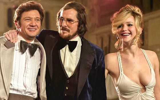 """American Hustle"" Movie Review"