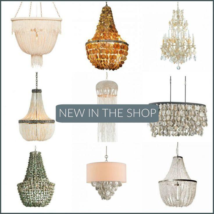 76 best Coastal chandeliers & hanging lights images on Pinterest ...