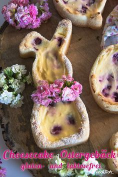 Cheesecake Ostergebäck mit softem Mürbeteig | glutenfrei | laktosefrei | frei von so ziemlich allem ... - KochTrotz | Foodblog | Reiseblog | Genuss trotz Einschränkungen