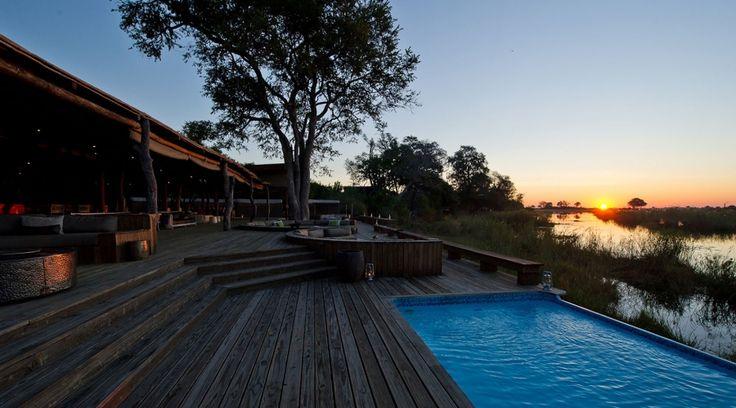 ©Wilderness Safaris|King's Pool Camp, Botswana