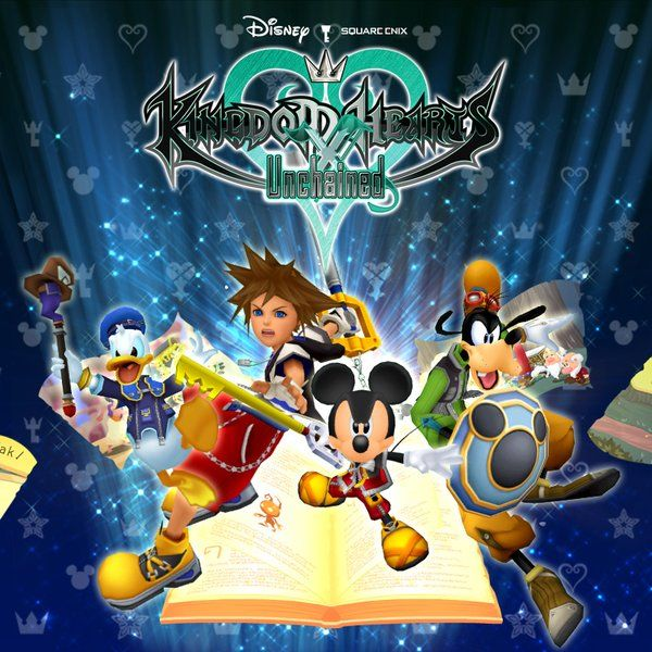 Kingdom Hearts Iphone Wallpaper: 34 Best Images About Kingdom Hearts Unchained X On