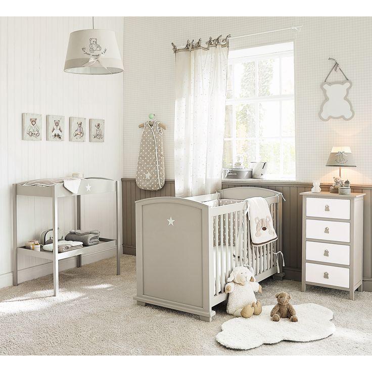Chambre Bebe Kitty :  De Bébé En Bois sur Pinterest  Chambres Bébé, Berceaux et Bébé