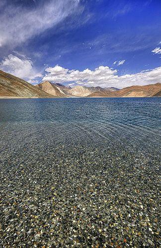 Pangong Lake . Ladakh India