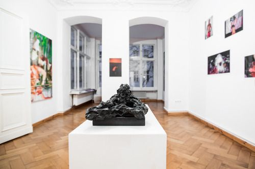 Installation View, N#4.  Visit our current exhibition Take A Walk On The Wild Side. To Russia with Love. And to Lou Reed. (It is extended until 22 Feb 2014!) We are looking forward to see you at Egbert Baqué Contemporary Art, Berlin!