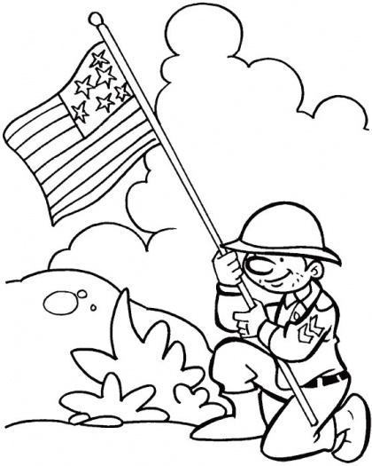 thanks for protecting our freedom coloring page coloring pages for kids coloring sheets veterans day