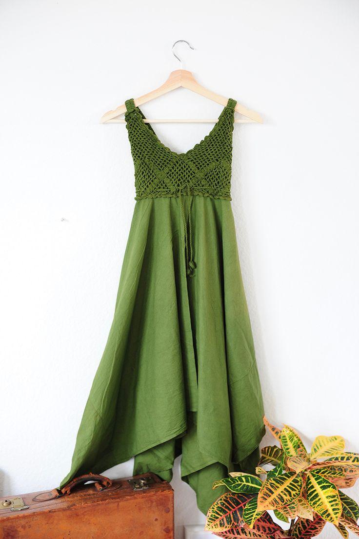 Dieses ausgefallene Kleid mit besonders bequemen Schnitt ist das neuste, coolste…