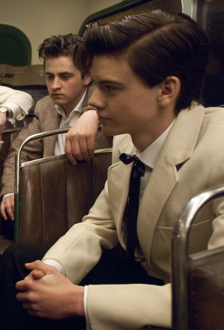 "| Thomas Brodie-Sangster in ""Nowhere Boy"" 
