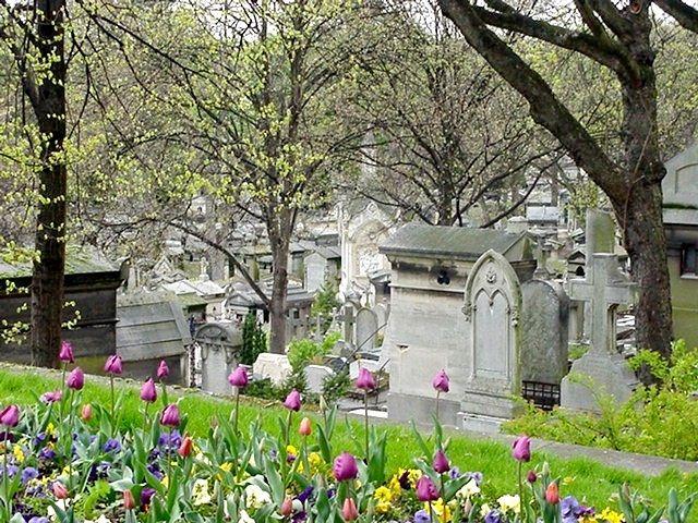 De begraafplaats Père Lachaise is zeker een bezoekje waard!