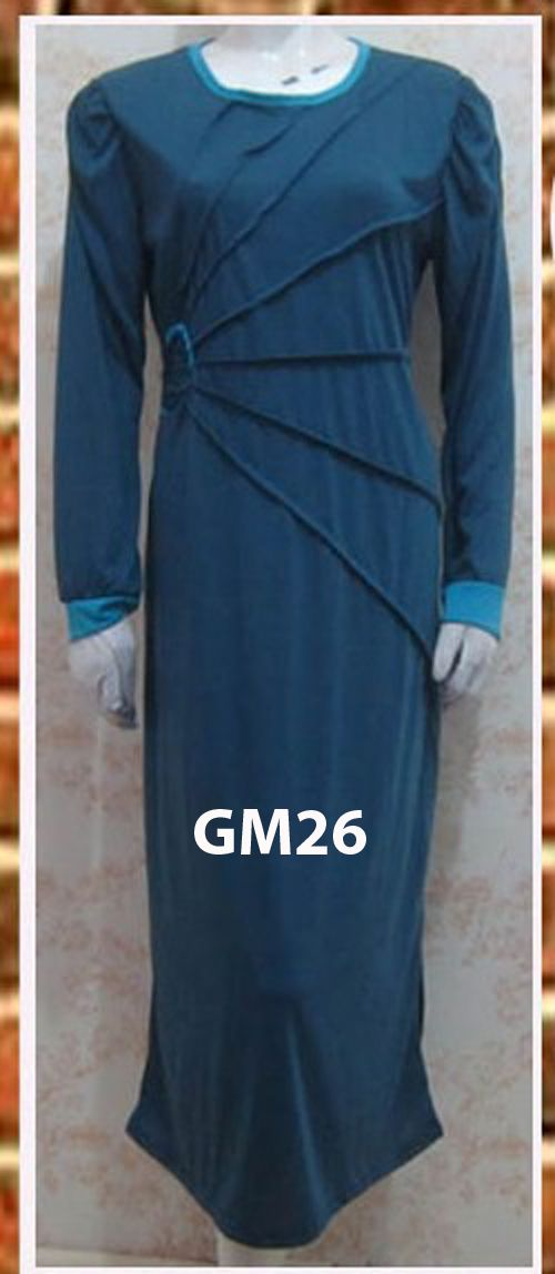 Gamis Nafia (GM26)  baju gamis, baju muslimah, gamis bahan kaos, gamis cantik terbaru, gamis jumbo, gamis modis, gamis murah, gamis murah meriah, Gamis Nafia (GM26), gamis panjang bahan kaos, gamis warna biru, gaun panjang, grosir gamis murah, grosir gamis tanah abang, jual gamis