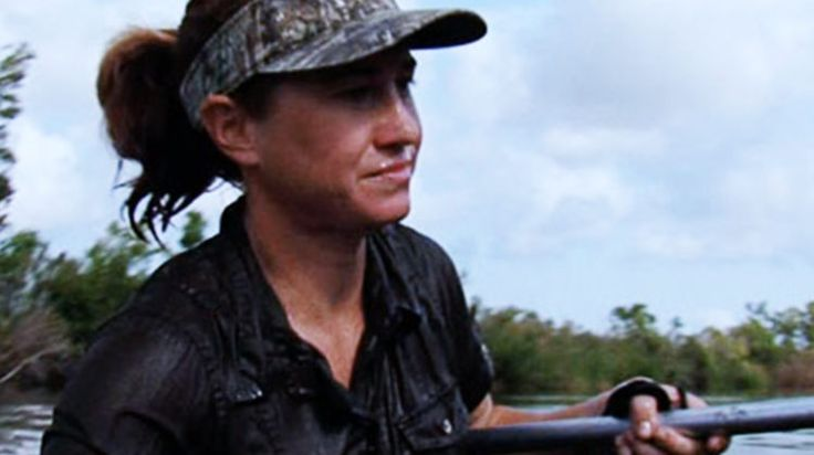 Exclusive 'Swamp People' Clip: Alligator Hunting Isn't Just for Men
