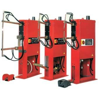 Buy best quality Spot welding machines and other welding machines like Arc welding machine, MIG welding machine, DC rectifier, Plasma Cutting Machine.