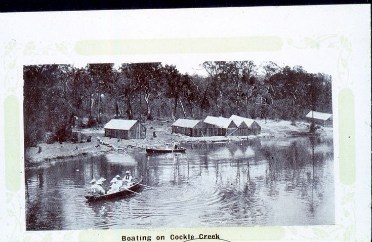 https://flic.kr/p/djNAUt | C918-0422 'Boating on Cockle Creek', [possibly Ironbark Ck], Wallsend, c.1908 | This image was scanned from a 35mm slide taken by the late Dr John Turner (1933 - 1998), local historian and lecturer. His collection is rich in Australian history and local studies. This image can be used for study and personal research purposes. If you wish to reproduce this image for any other purpose you must obtain permission by contacting the University of Newcastle's Cultural…