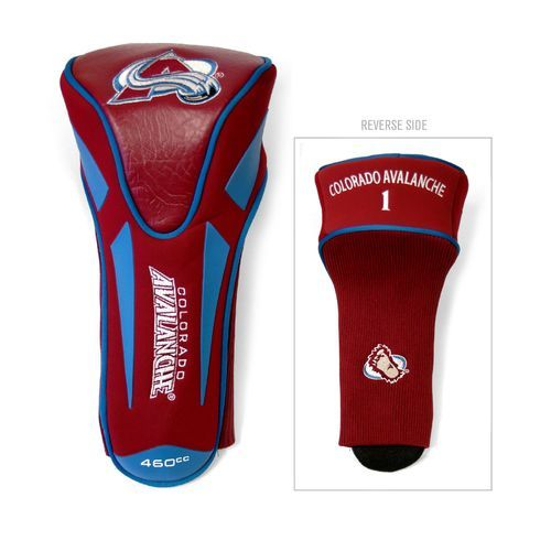 Team Golf Colorado Avalanche Apex Head Cover - Golf Equipment, Collegiate Golf Products at Academy Sports