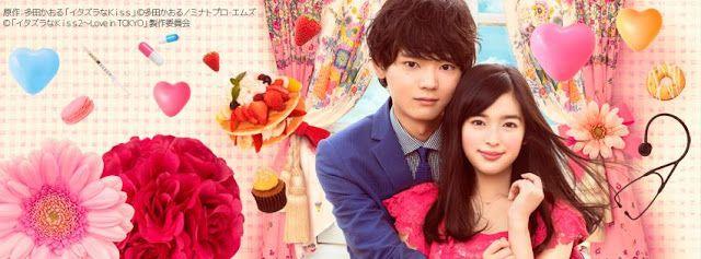 Kawaii : Recomendações de Animes Shoujo!: Recomendações de Doramas #03 Itazura no kiss - Lov...