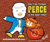 Ambassador Bird Halloween