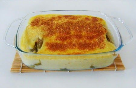 Witlof met ricotta saus uit de oven
