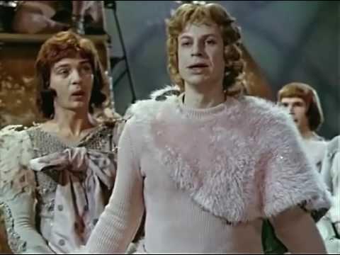 Двенадцатая ночь  Московский театр Современник 1978 год - YouTube