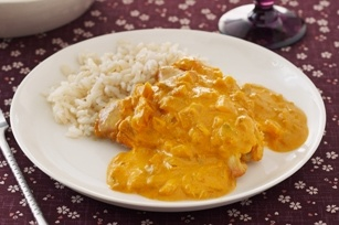 Slow-Cooker Chicken Curry recipe dinner-ideas