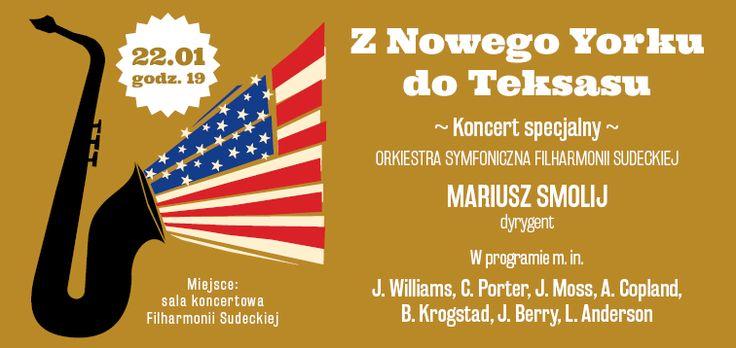 Koncert symfoniczny - American Pops