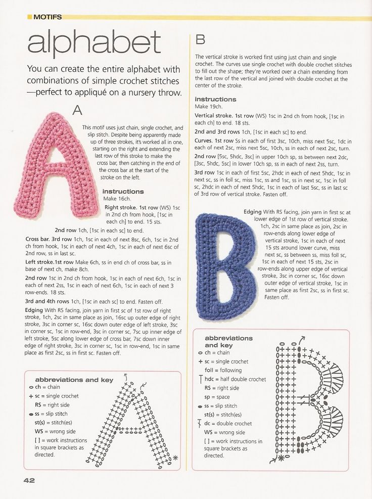 Crochet Letters : 1000 ideas about crochet letters on pinterest crochet, Find and save ...