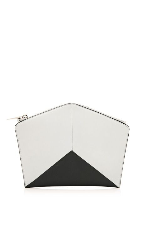 Nappa Claire Pouch by Narciso Rodriguez for Preorder on Moda Operandi