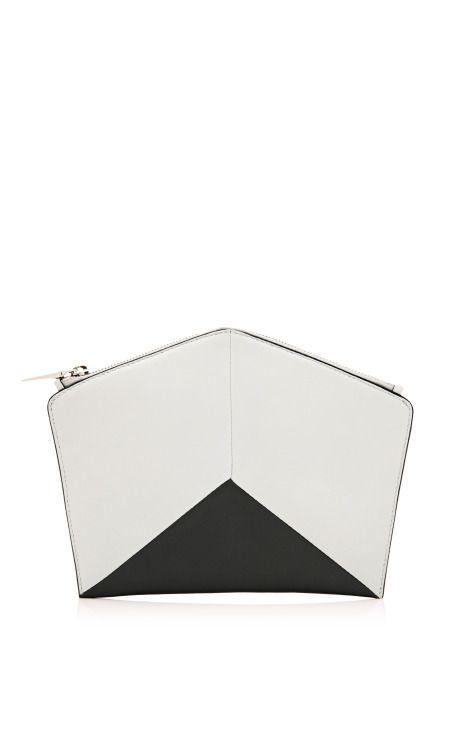 Nappa Claire Pouch by Narciso Rodriguez for Preorder on Moda Operandi
