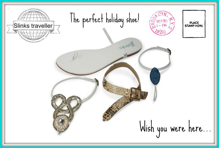 The perfect holiday shoes! Slinks away!
