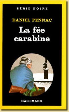 """Illustration de Richard Martens, pour """"La Fée Carabine"""", de Daniel Pennac, coll. """"Série noire"""", Gallimard"""