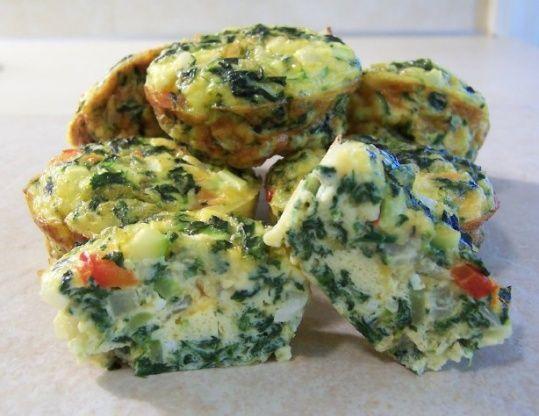Vegetable Quiche Cups -SBD- Recipe - Food.com