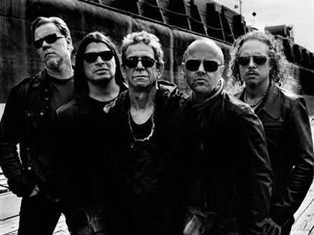 Parece que Lou Reed no se ha tomado muy bien las críticas a su disco conjunto con Metallica