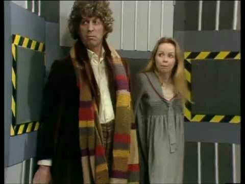 Nightmare of Eden: Season 17 Serial 4 | The 4th Doctor ( Tom Baker) and Romana (Lalla Ward)
