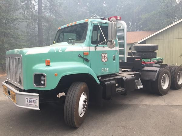 USFS Fire-California ‏@R5_Fire_News 15h15 hours ago  Delivering dozers: A strike team from @USFSPlumas arriving on the @CAL_FIRE #ValleyFire today http://cdfdata.fire.ca.gov/incidents/incidents_details_info?incident_id=1226 … (12) News about Cal Fire on Twitter