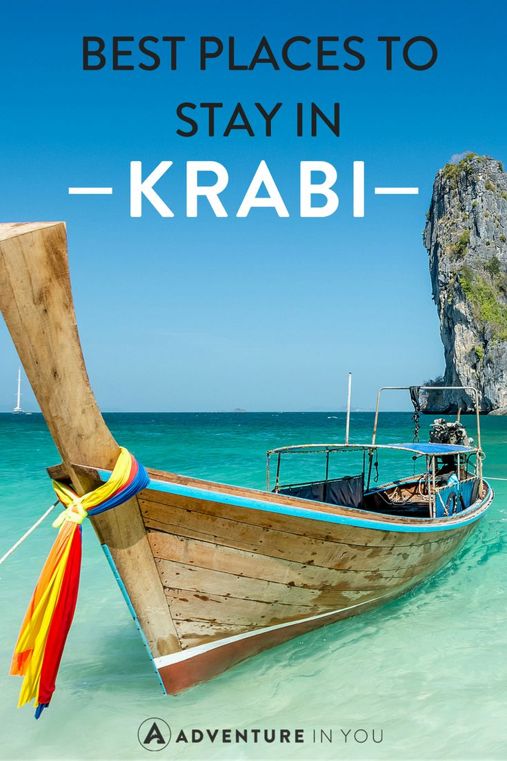 Best Places to Stay in Krabi