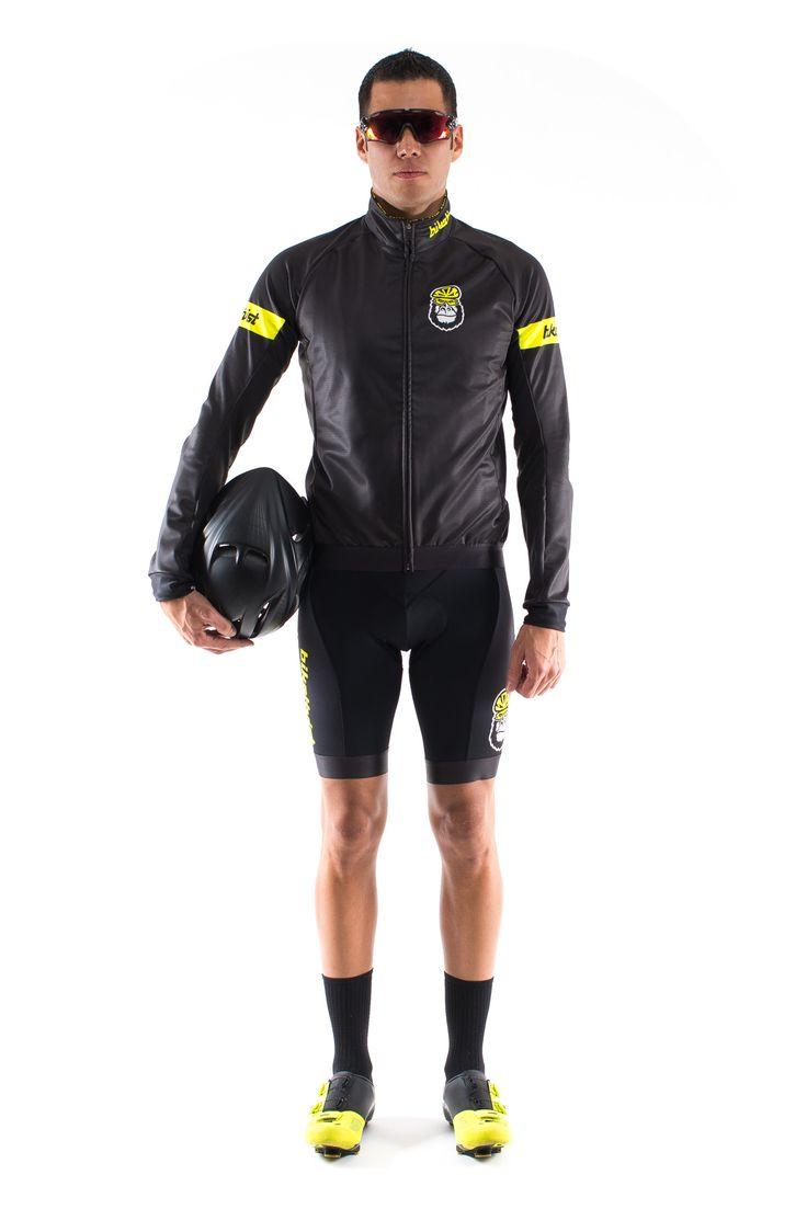 Biketivist - The Thermal Winter Jacket #LookRadNotPretty #BornToRide #Biketivist #Jacket #Cycling