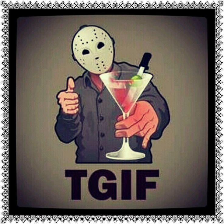 Happy Friday the 13th! Drive safe out there. #TGIF #FridayThe13th