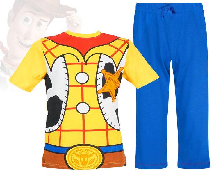 """Męska piżama Toy Story """"Woody"""" L"""