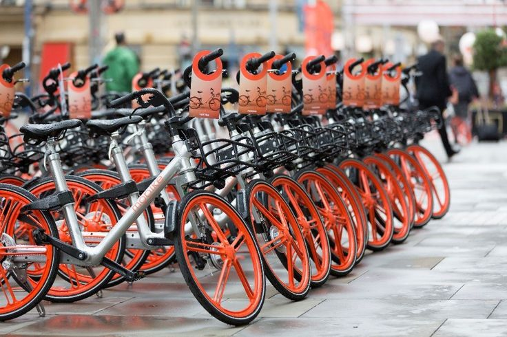 AT&T och Qualcomm samarbetar kring smart cykel-Mobike - http://it-kanalen.se/att-och-qualcomm-samarbetar-kring-smart-cykel-mobike/