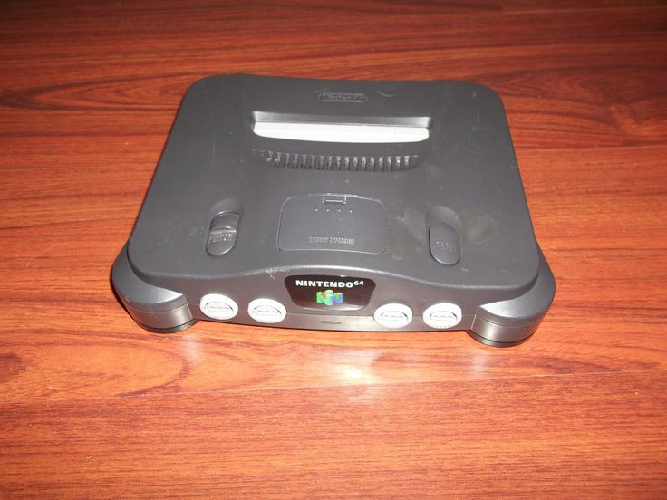 Replacement Console Only - N64 Nintendo 64 Console w/ Jumper Pak - Works!  $34.95End Date: Thursday Sep-29-2016 8:46:11 PDTBuy It Now for only: $34.95Buy It Now | Add to watch list