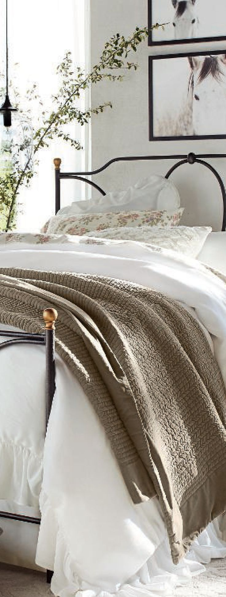 Country Duvet Cover & Bedroom